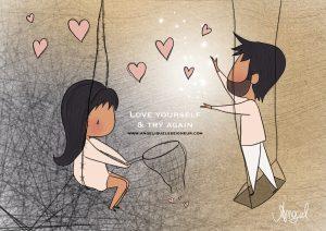 Tableau Love Yourself