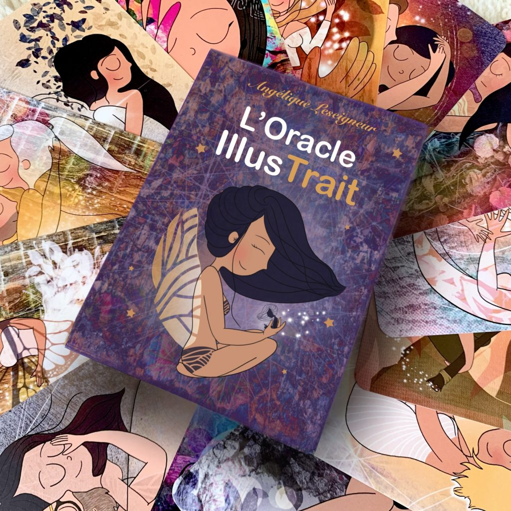 angélique Leseigneur oracle illustrait